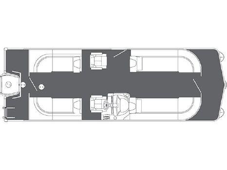 2016 Manitou 25 RF - Aurora