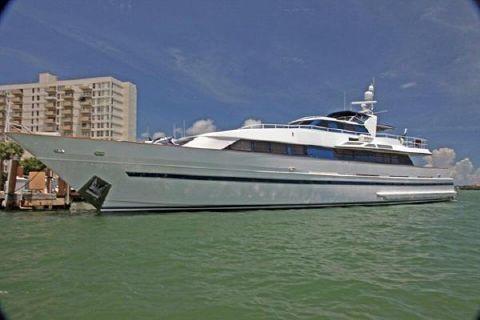 1985 Royal Huisman Pilothouse Motor Yacht