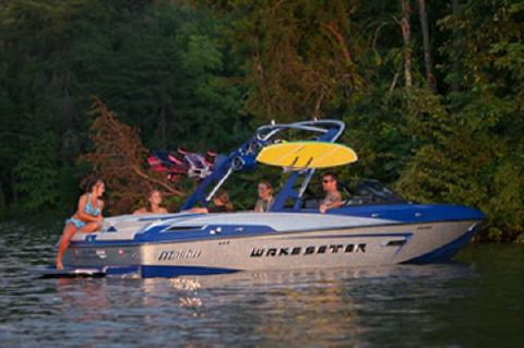 2015 Malibu Wakesetter 23 LSV with 350HP
