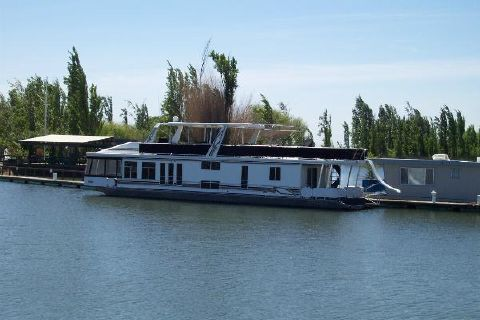 2004 Sharpe 72 houseboat