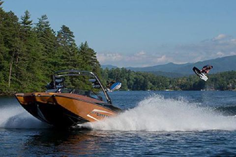 2015 Malibu Wakesetter 24 MXZ with 410 HP
