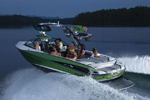 2015 Malibu Wakesetter 247 LSV with 450 HP