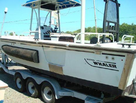 1996 Boston Whaler Guardian 27