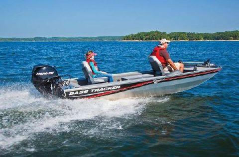 2012 Tracker Panfish 16