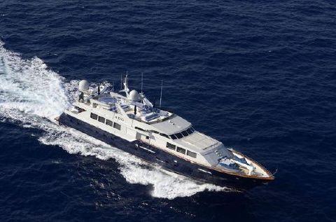 1990 Broward Motor Yacht