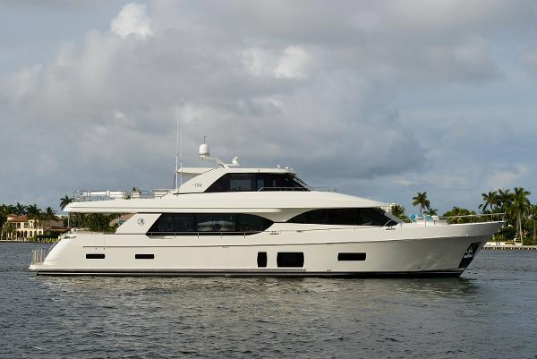 Used Ocean Alexander Yachts for Sale from 35 to 50 Feet