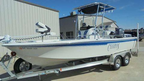 2008 Champion Boats 220 Bay