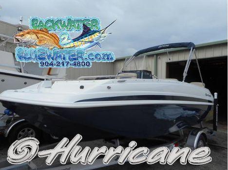 2017 Hurricane 19CC