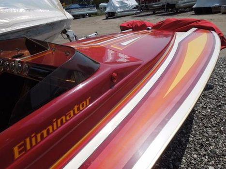1986 Eliminator Boats 21 Daytona