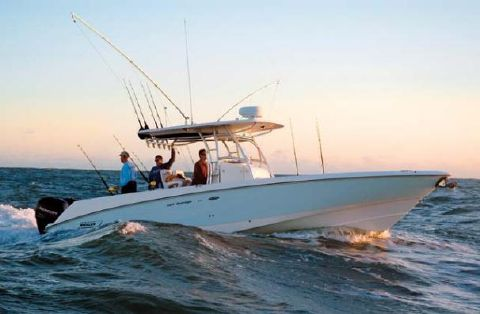 2007 Boston Whaler 320 Outrage Manufacturer Provided Image