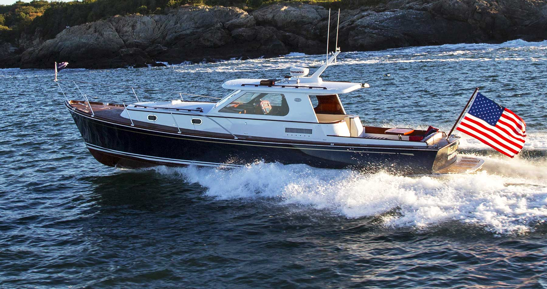 2016 Reliant Yachts Commuter 40