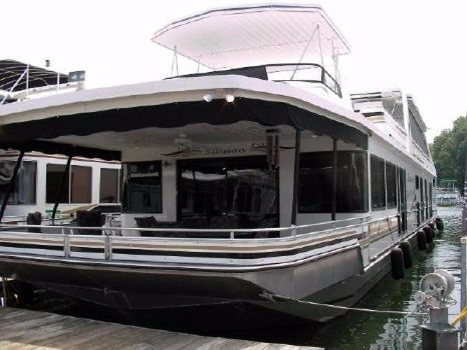 2004 Stardust 18 X 95 Houseboat