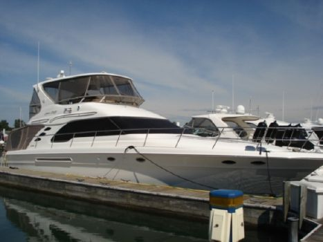1999 Sea Ray 560DB