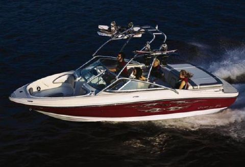2009 Sea Ray 205 Sport Manufacturer Provided Image