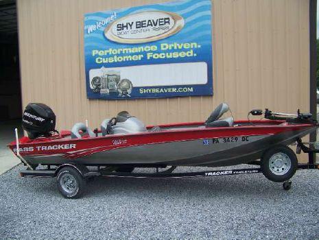 2008 Bass Tracker 190