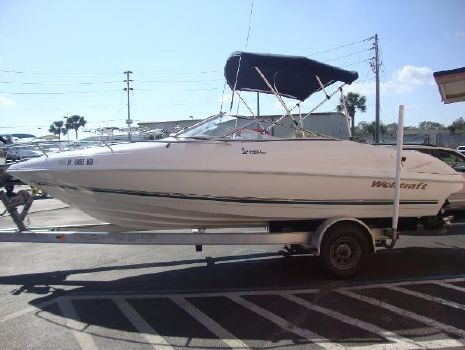 1997 Wellcraft 21SL