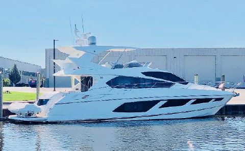 2017 Sunseeker Manhattan 65 2017 Sunseeker 65 Manhattan