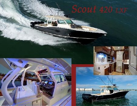 2016 Scout 420 Lxf