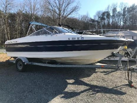 2006 BAYLINER 210 Cuddy