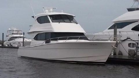 2009 Maritimo 52' Maritimo Motor Yacht BELLISSIMA