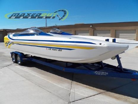 2003 Eliminator Boats 26 DAYTONA ICC