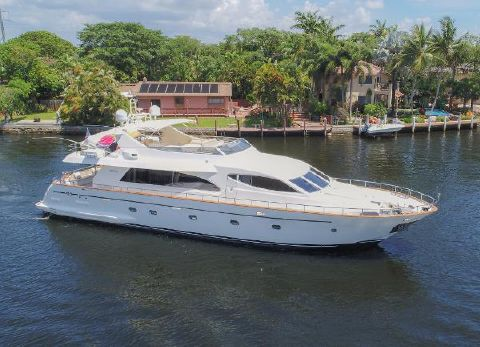 2003 Falcon 86' Falcon Motor Yacht ONE MORE TIME