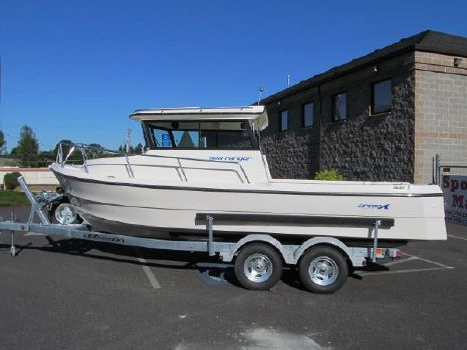 2015 Arima Sea Ranger 21 Hardtop