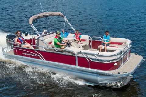 2018 Princecraft Sportfisher 23-2RS Manufacturer Provided Image