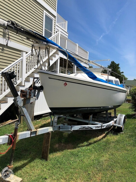 Used 1981 Falmouth Cutter, Pensacola, Fl - 32507 - Boat Trader