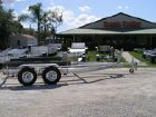 2016 MAGIC TILT TRAILER Custom Airboat Series