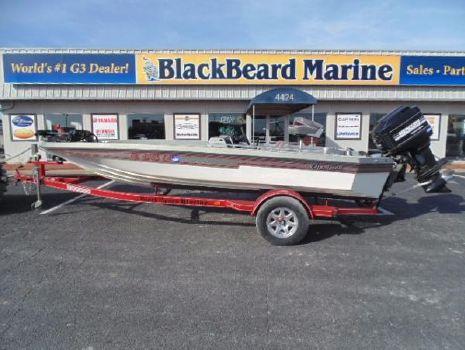 1991 Champion Boats 184 Dc