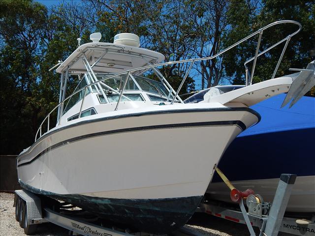 1997 Grady-White Fishing Boat 272 SailFish