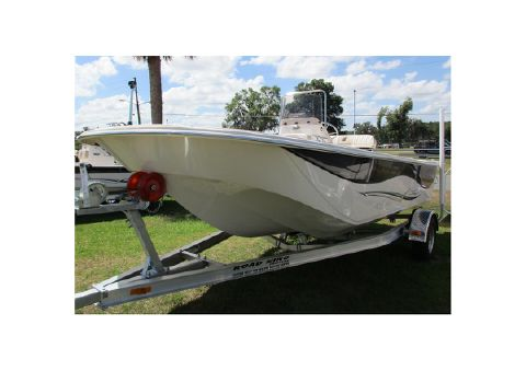 2017 Carolina Skiff 198 DLV