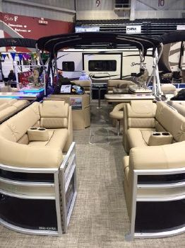 2016 Bennington 2550 GSRB TT