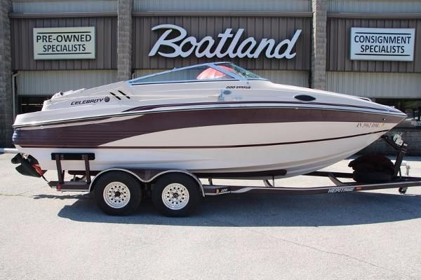1995 Celebrity Status 240 Bowrider Detail Classifieds