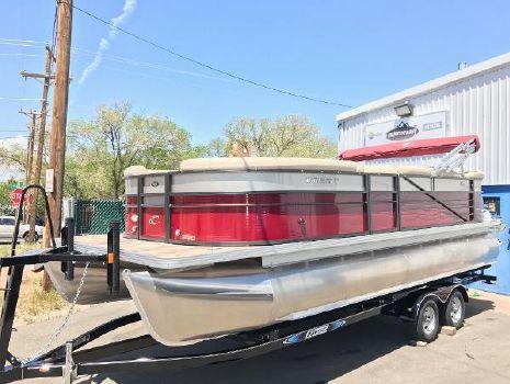 2017 Crest Pontoon Boats II 230 L