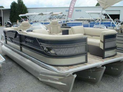 2016 Crest Pontoon Boats Classic 230 SLC