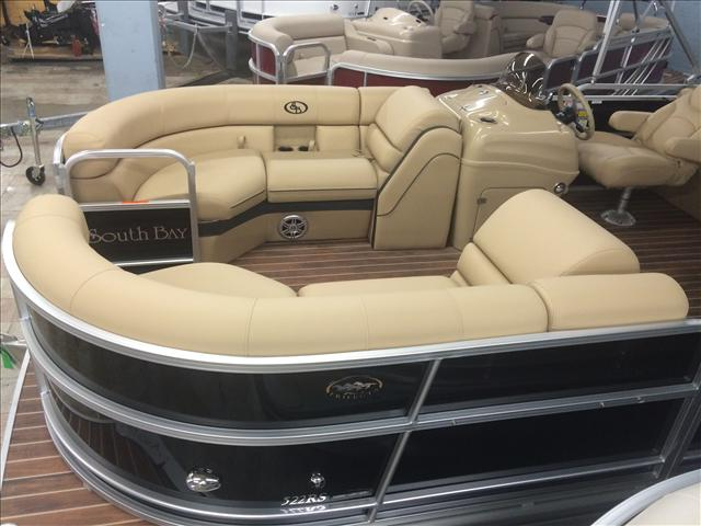 2015 South Bay Pontoon 522RS