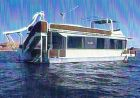 1989 Skipperliner Flybridge Houseboat