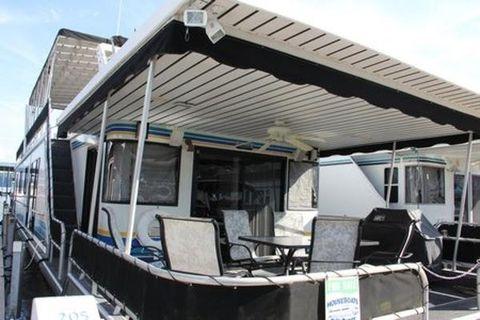 1997 Sumerset Houseboats 16' x 80' Widebody