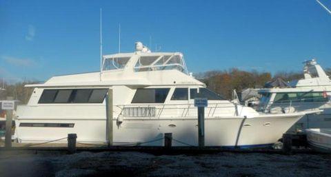 1990 Viking 63 Motor Yacht