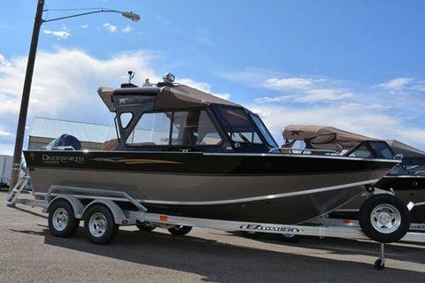 2015 Duckworth 215 Pacific Navigator