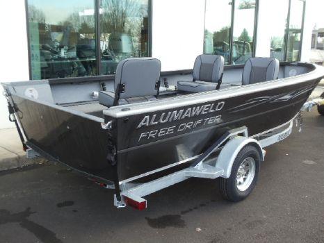 2017 Alumaweld Free Drifter