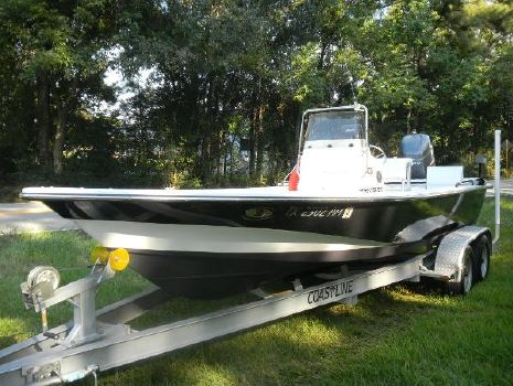 2007 Frontier 210 (ONLY 149 HOURS)