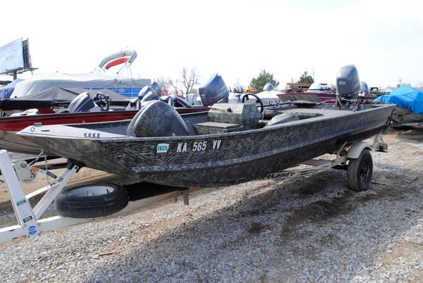 2003 Duracraft 50 Fourstroke