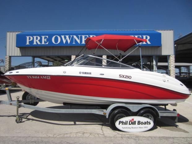 2007 Yamaha Sx 210 21 Foot 2007 Yamaha Sx210 Motor Boat