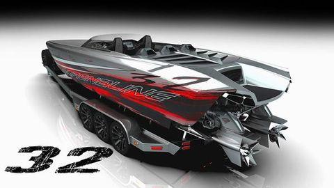2016 Adrenaline VR 32