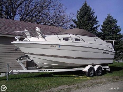 2002 Wellcraft 2400 Martinique 2002 Wellcraft 2400 Martinique for sale in Ashby, MN
