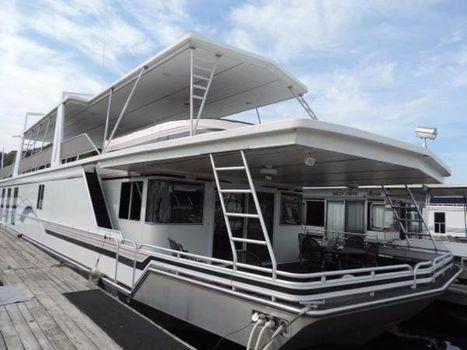 2001 Fantasy Houseboat Houseboat 19 X 90