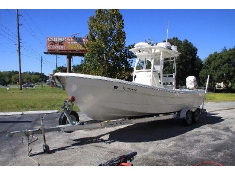 2014 Andros Boatworks Tarpon 26